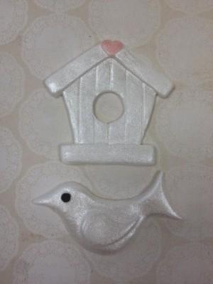 Windsor Bird and Birdhouse Mould