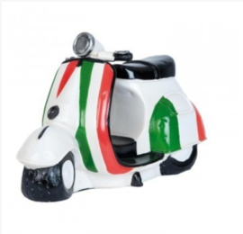 Vespa scooter tafellamp