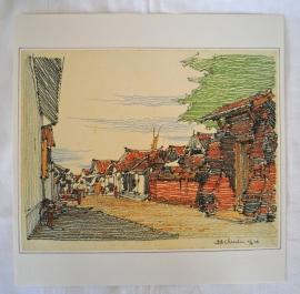 Padang Panjang (Sumatra) -  H.P. Berlage