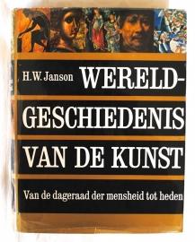 Wereldgeschiedenis van de kunst - W.H. Janson