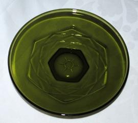 Bord Pijnappel (17 cm.) - A.D. Copier