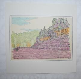 Borobudur -  H.P. Berlage
