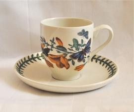 Koffiekop & schotel Broom - Portmeirion