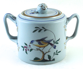 Suikerpot - Spode Queen's Bird