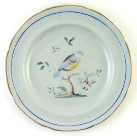 Broodbord II (16 cm.) - Spode Queen's Bird