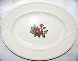 Presenteerschaal - Wedgwood Moss Rose