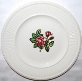 Gebakbordje (16 cm.) - Wedgwood Moss Rose