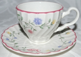 Espressokop & Schotel Summer Chintz - Johnson Brothers