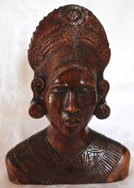 Balinese Buste