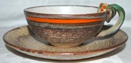 4 Kop & Schotels Hilde - Georgenthal Keramik