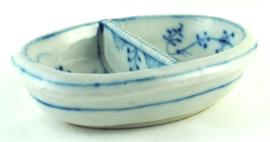 Antiek Specerijenbakje Blau Saks (15 cm.) - Bremer & Liebmann