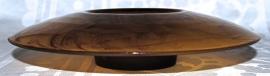 Schaal Amber no 204D (24 cm.) - George Davidson & Co
