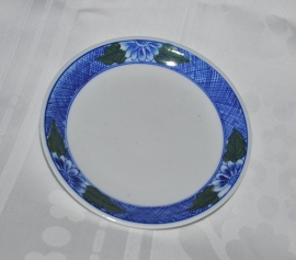 Bordje Blauw Groen - Minh Hai