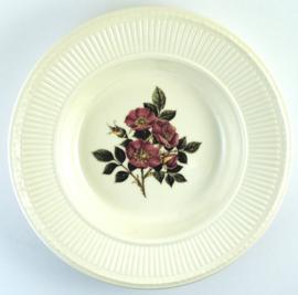 Diep Bord (23 cm.) - Wedgwood Briar Rose