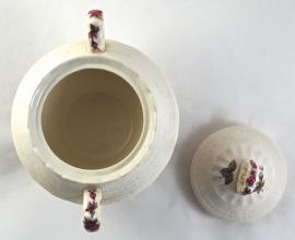 Suikerpot - Spode Jewel Billingsley Rose