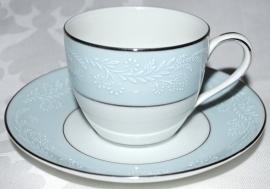 Koffiekop & Schotel Laureate - Noritake