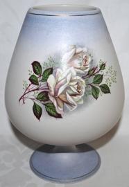 Vaas op Voet Rosaly (20,5 cm.) - Flora Gouda