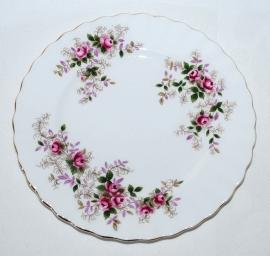 Gebakbord Lavender Rose (16 cm.) - Royal Albert