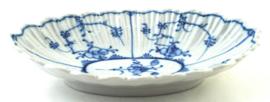 Ovale Schaal 22,2 cm. (1894) - Rauensteiner Porzellanfabrik
