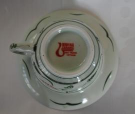 Koffiekop & Schotel Rand - Minh Hai