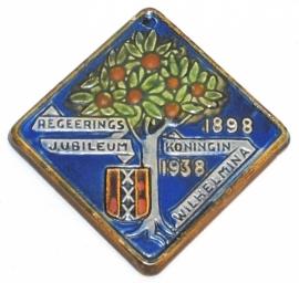 Tegel 1938 - Goedewaagen Gouda