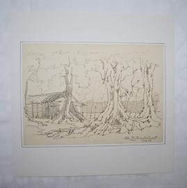 Bij de Borobudur -  H.P. Berlage