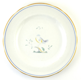 Bord (19,3 cm.) - Spode Queen's Bird