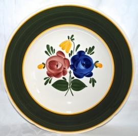 Serveerschaal (32,5 cm.)  Bauernblume - Villeroy & Boch