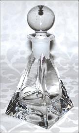 Kristallen Karafje (11,8 cm.)