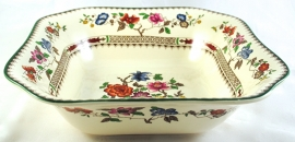 Schaal (23,5 cm.) - Spode Chinese Rose