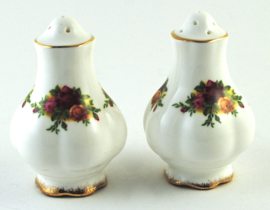 Peper & Zoutstel Old Country Roses - Royal Albert