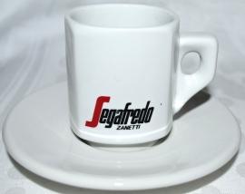 Espressokop & Schotel - Segafredo Zanetti