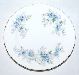 Gebaksbord (15,8 cm.) Blue Blossom - Royal Albert