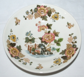 Schotel Eastern Flowers - Wedgwood