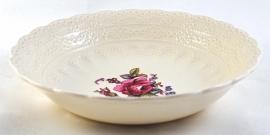 Schaaltje (16 cm.) - Spode Jewel Billingsley Rose