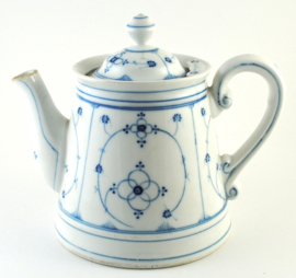 Theepot Blau Saks (1900) - PRME F.A. Reinecke