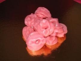 Roze Mutsen (doos van 4 kilo) G 10