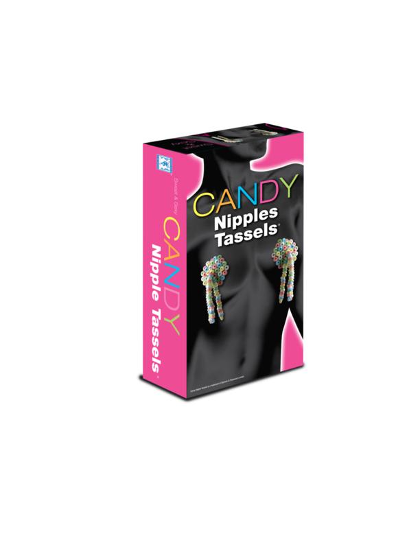 Candy Nipple Tassels FD 124
