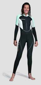 Mares Ex-rash Guard Monosuit Trialastic Lady