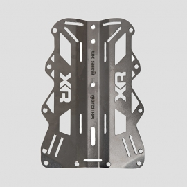 Mares XR Backplate Stanless Steel 6mm