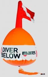 Mares Standaard Marker Buoy (415709)