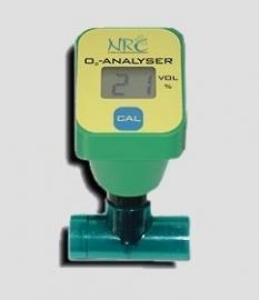 NRC Pick O2 Analyser