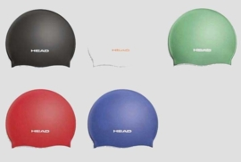 HEAD Cap silicone Moulded  Fina Approved