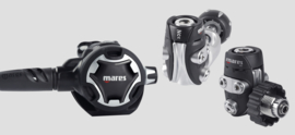 Mares Regulator Dual ADJ 52X