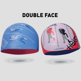 HEAD Cap Silicone Sketch Dubbel Face