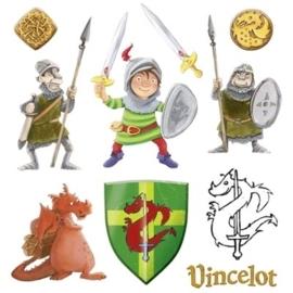 Tattoos Ridder Vincelot