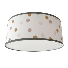 Plafond kinderlamp Stippen