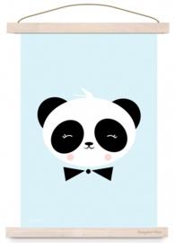 Poster A3 Panda