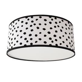 Plafondlamp stip wit