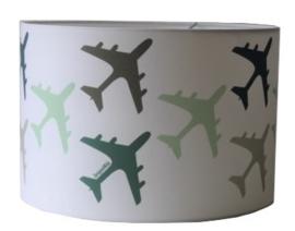 Lampenkap Vliegtuigen